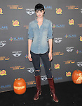 Krysten Ritter  at 3rd Annual Los Angeles Haunted Hayride held at Griffith Park, Old Zoo in Los Angeles, California on October 09,2011                                                                               © 2011 Hollywood Press Agency