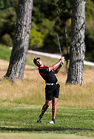 Charlie Smail of Waikato. Semi Finals. Day Four of the Toro Interprovincial Men's Championship, Mangawhai Golf Course, Mangawhai,  New Zealand. Saturday 9 December 2017. Photo: Simon Watts/www.bwmedia.co.nz
