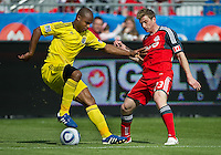 Toronto FC vs Columbus Crew April 23 2011