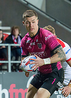 Picture by Allan McKenzie/SWpix.com - 06/04/2018 - Rugby League - Betfred Super League - St Helens v Hull FC - The Totally Wicked Stadium, Langtree Park, St Helens, England - Jamie Shaul.