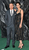 Michael Fassbender and Katherine Waterston at the Alien: Covenant world film premiere, Odeon Leicester Square cinema, Leicester Square, London, England, UK, on Thursday 04 May 2017.<br /> CAP/CAN<br /> &copy;CAN/Capital Pictures /MediaPunch ***NORTH AND SOUTH AMERICAS ONLY***