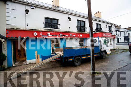 Nancy Myles Pub in Ballymullen which is being converted to apartments.