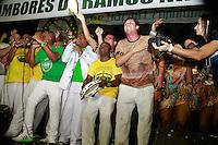 RIO DE JANEIRO, RJ, 19.10.2014 –IMPERATRIZ LEOPOLDINENSE FAZ A ESCOLHA DO SAMBA ENREDO PARA O CARNAVAL 2015 – IMPERATRIZ LEOPOLDINENSE, A Imperatriz Leopoldinense fez a escolha de seu samba enredo para o carnaval 2015 na quadra da agremiação em Bonsucesso,  na zona norte do  Rio de Janeiro, neste domingo,  19 (foto: Márcio Cassol/Brazil Photo Press)