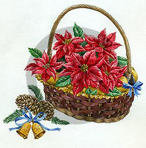 Isabella, CHRISTMAS SYMBOLS, paintings+++++,ITKE528285-LUCA,#xx#