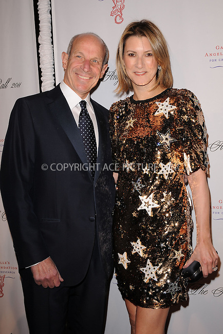 WWW.ACEPIXS.COM . . . . . .October 17, 2011...New York City....Jonathan and Lizzie Tisch attend the 2011 Angel Ball To Benefit Gabrielle's Angel Foundation at Cipriani Wall Street on October 17, 2011 in New York City.....Please byline: KRISTIN CALLAHAN - ACEPIXS.COM.. . . . . . ..Ace Pictures, Inc: ..tel: (212) 243 8787 or (646) 769 0430..e-mail: info@acepixs.com..web: http://www.acepixs.com .