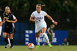 17 September 2015: Duke's Ashton Miller. The Duke University Blue Devils hosted the Appalachian State University Mountaineers at Koskinen Stadium in Durham, NC in a 2015 NCAA Division I Women's Soccer match. Duke won the game 6-0.