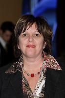 Montreal (Qc) CANADA -Nov 16 2009-<br /> Sylvie Vachon, President and CEO, Port de Montreal