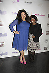 02-28-15 Color of Beauty Awards - Delaina Dixon & Michelle Buteau