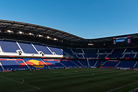 Harrison, NJ - Tuesday March 05, 2019:  A 2019 Scotiabank Concacaf Champions League quarter-final match between New York Red Bulls vs Santos Laguna at Red Bull Arena.