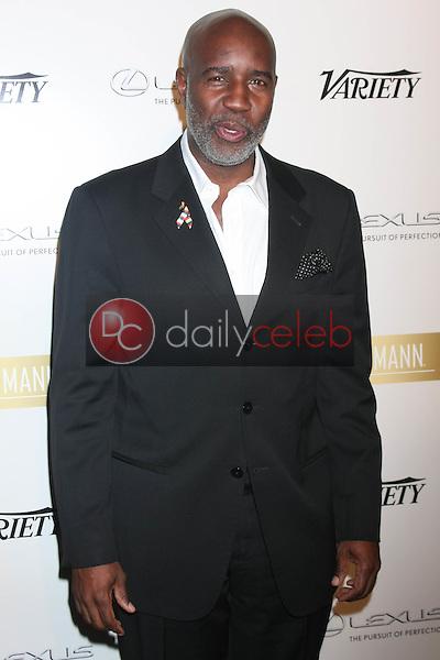 Len Burnett<br /> at the ICON Mann Power Dinner Party, Mr C Beverly Hills, Beverly Hills, CA 02-18-15<br /> David Edwards/DailyCeleb.com 818-249-4998