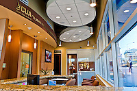 Interior Photos of CUA Credit Union and National Black Arts Festival for Synergy Development Partner