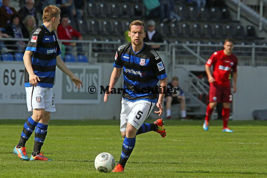 Manuel Konrad (FSV) - FSV Frankfurt vs. SC Paderborn 07, Frankfurter Volksbank Stadion