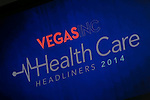 2014 Vegas Inc Health Care Headliners at  Cleveland Clinic's Lou Ruvo Center for Brain Health to celebrate the 2014 Health Care Headliners.