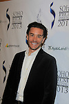 """Tom Pelphrey sees the film """"West End"""" a film by Joe Basile about Family, Betrayal, Revenge - Greeting from the Jersey Shore - with its premiere at the Soho International Film Festival on April 11, 2013 at the Sunshine Cinema, New York City, New York. (Photo by Sue Coflin/Max Photos)"""