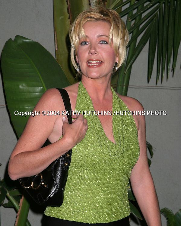 ©2004 KATHY HUTCHINS /HUTCHINS PHOTO.19TH SOAP OPERA AWARDS PARTY.LOS ANGELES, CA.NOVEMBER 18, 2004..MELODY THOMAS SCOTT