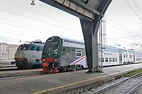- Ferrovie Nord Milano, treno Vivalto<br /> <br /> - Ferrovie Nord Milano, Vivalto train