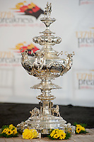 Baltimore, MD- May 16: The Woodlawn Vase at the 137th Preakness Post Party at Pimlico Race Course in Baltimore, MD on 05/16/12. (Ryan Lasek/ Eclipse Sportswire)