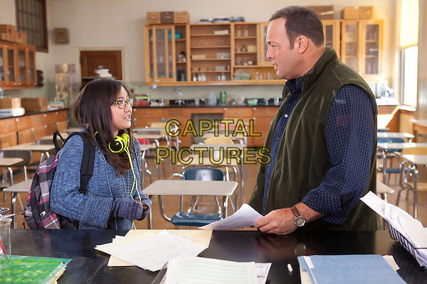 Charice & Kevin James.in Here Comes the Boom (2012).*Filmstill - Editorial Use Only*.CAP/FB.Supplied by Capital Pictures.