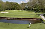 VELSEN - Hole E9 . Openbare Golfbaan Spaarnwoude. COPYRIGHT KOEN SUYK
