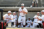 WINSTON-SALEM, NC - JUNE 02: Maryland's Tayler Stiles. The West Virginia University Mountaineers played the University of Maryland Terrapins on June 2, 2017, at David F. Couch Ballpark in Winston-Salem, NC in NCAA Division I College Baseball Tournament Winston-Salem Regional Game 1. West Virginia won the game 9-1.