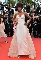 Maria Borges at the gala screening for &quot;Solo: A Star Wars Story&quot; at the 71st Festival de Cannes, Cannes, France 15 May 2018<br /> Picture: Paul Smith/Featureflash/SilverHub 0208 004 5359 sales@silverhubmedia.com