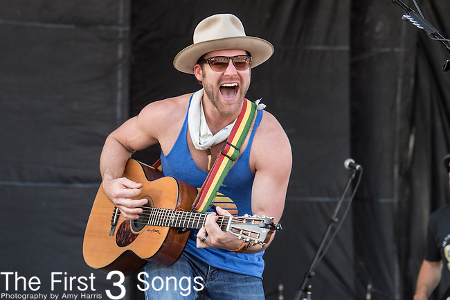 Drake White performs onstage during The Tortuga Music Festival in Fort Lauderdale, Florida.