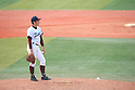 Yuki Matsui (Toko Gakuen),<br /> JULY 25, 2013 - Baseball :<br /> Kanagawa Prefecture qualifying tournament for the 95th National High School Baseball Championship, Quarterfinal game between Toko Gakuen 2-3 Yokohama at Yokohama Stadium in Kanagawa, Japan. (Photo by Katsuro Okazawa/AFLO)