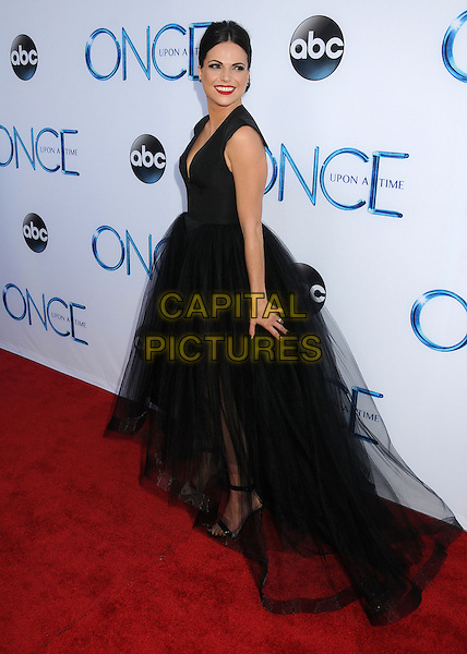 21 September 2014 - Hollywood, California - Lana Parrilla. &quot;Once Upon A Time&quot; Los Angeles Season Premiere held at the El Capitan Theatre. <br /> CAP/ADM/BP<br /> &copy;BP/ADM/Capital Pictures