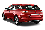 Car pictures of rear three quarter view of 2016 Renault Megane-Grandtour Bose-Edition 5 Door wagon Angular Rear