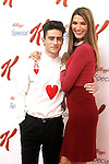 Spanish model and actress Laura Sanchez and the fashion blogger Pelayo Diaz attend the photocall of the event 'Special K Research'. January 15, 2014. (ALTERPHOTOS/Acero)