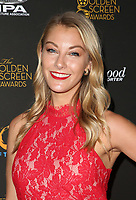 29 October 2017 - Los Angeles, California - Krista Dane Hoffman. 2nd Annual Golden Screen Awards Hosted By U.S. China Film And TV Industry Expo held at The NOVO at LA Live. Photo Credit: F. Sadou/AdMedia