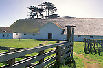 Historic McClure Ranch, Point Reyes National Seashore, Marin County, California Historic Pierce Point Ranch, Point Reyes National Seashore, Marin County, California