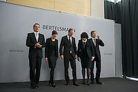 2013/03/26 Berlin | Bertelsmann Bilanz-PK