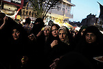 BAGHDAD, Iraq: 14th June 2014<br /> <br /> Women prepare to break their fast in Baghdad's Shiite suburb of Kadhimiya. <br /> <br /> <br /> Fixer: Haider Kata +9647704425647<br /> <br /> Ayman Oghanna for National Geographic