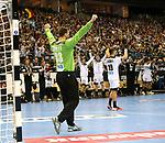12.01.2019, Mercedes Benz Arena, Berlin, GER, Germany vs. Brazil, im Bild <br /> Andreas Wolff (GER #33)<br /> <br />      <br /> Foto &copy; nordphoto / Engler