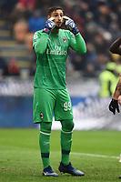 Gianluigi Donnarumma<br /> Milano 2-12-2018 Stadio San Siro Football Calcio Serie A 2018/2019 AC Milan - Parma Foto Image Sport / Insidefoto