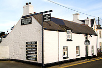 Southernmost tip of England, Sennen, Cornwall, resort, The First and Last Bar of England,