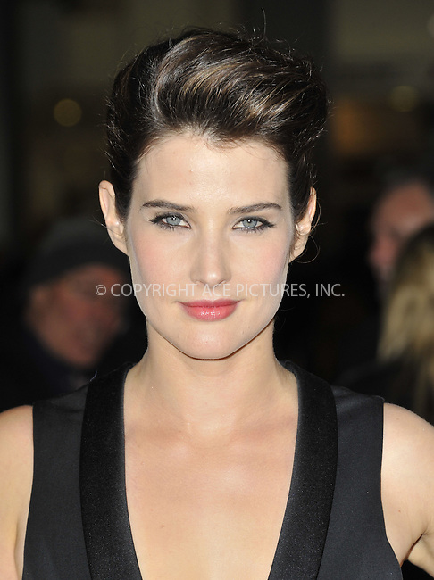 WWW.ACEPIXS.COM....February 5 2013, LA....Colbie Smulders arriving at the 'Safe Haven' - Los Angeles Premiere at TCL Chinese Theatre on February 5, 2013 in Hollywood, California.....By Line: Peter West/ACE Pictures......ACE Pictures, Inc...tel: 646 769 0430..Email: info@acepixs.com..www.acepixs.com