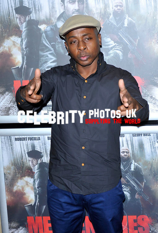 UK premiere of 'Mercenaries' at the Empire Leicester Square London,  23.01.12