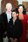 Colm, Delia and Ross Berkery at Termonfeckin Confirmation...Photo NEWSFILE/Jenny Matthews.(Photo credit should read Jenny Matthews/NEWSFILE)....This Picture has been sent you under the condtions enclosed by:.Newsfile Ltd..The Studio,.Millmount Abbey,.Drogheda,.Co Meath..Ireland..Tel: +353(0)41-9871240.Fax: +353(0)41-9871260.GSM: +353(0)86-2500958.email: pictures@newsfile.ie.www.newsfile.ie.FTP: 193.120.102.198.