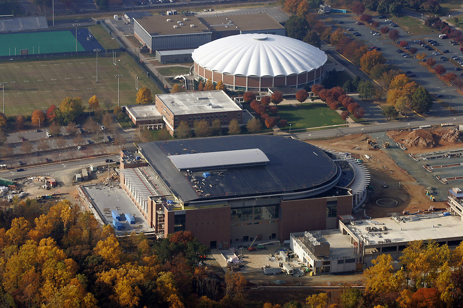 JPJ Arena, John Paul Jones Arena, University Hall