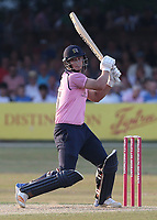Hilton Cartwright in batting action for Middlesex during Essex Eagles vs Middlesex, Vitality Blast T20 Cricket at The Cloudfm County Ground on 6th July 2018