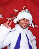 Jul 08, 2001: JAMIROQUAI - Jay Kay photosession in London