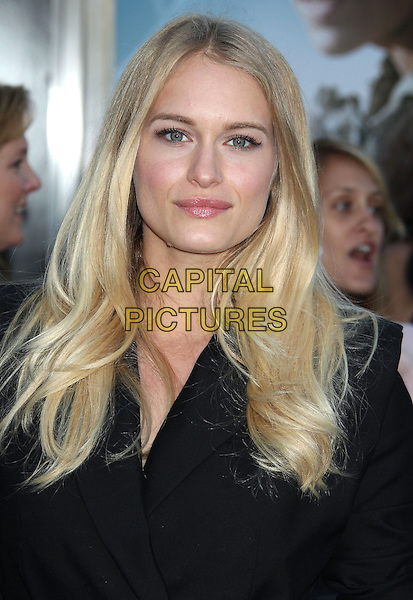 Leven Rambin<br /> &quot;Elysium&quot; Los Angeles Premiere held at the Regency Village Theatre, Westwood, California, UK,<br /> 7th August 2013.<br /> portrait headshot  black <br /> CAP/ADM/RE<br /> &copy;Russ Elliot/AdMedia/Capital Pictures
