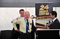 SPA FRANCORCHAMPS HALL OF FAME 24 HOURS OF LE MANS FREDDY ROUSSELLE