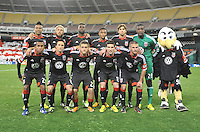 D.C. United starting eleven, D.C. United defeated Real Salt Lake 1-0 in their home opener, at RFK Stadium, Saturday March 9,2013.