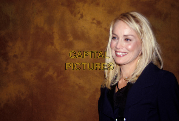 SHARON STONE.April 2006.Ref: AW.headshot portrait.www.capitalpictures.com.sales@capitalpictures.com.© Capital Pictures.