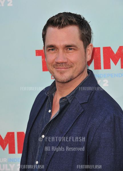 Tate Taylor at the premiere of &quot;Tammy&quot; at the TCL Chinese Theatre, Hollywood.<br /> June 30, 2014  Los Angeles, CA<br /> Picture: Paul Smith / Featureflash
