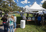 A photograph taken during the inaugural Bud and Brew Music Festival in Wingfield Park in downtown Reno on Saturday, Sept. 23, 2017.