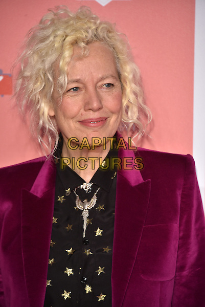 Ellen von Unwerth<br /> arrivals at London's Fabulous Fund Fair 2016 in aid of the Naked Heart Foundation at Old Billingsgate Market on 20th February 2016.<br /> CAP/PL<br /> &copy;Phil Loftus/Capital Pictures